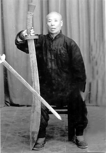 Cheng Haiting whose father died fighting in the vanguard during the Boxer Uprising. Should we imagine him with a pacifier in his mouth?