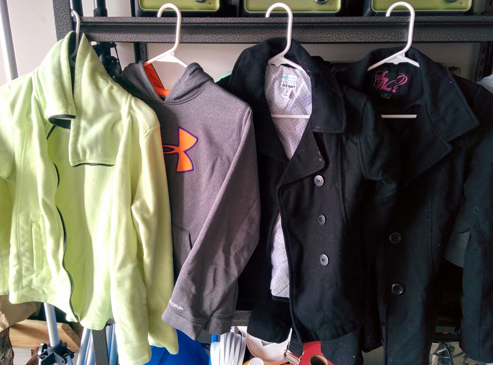 Clothing/Jackets