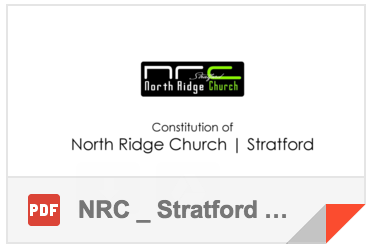 NRC Stratford Constitution
