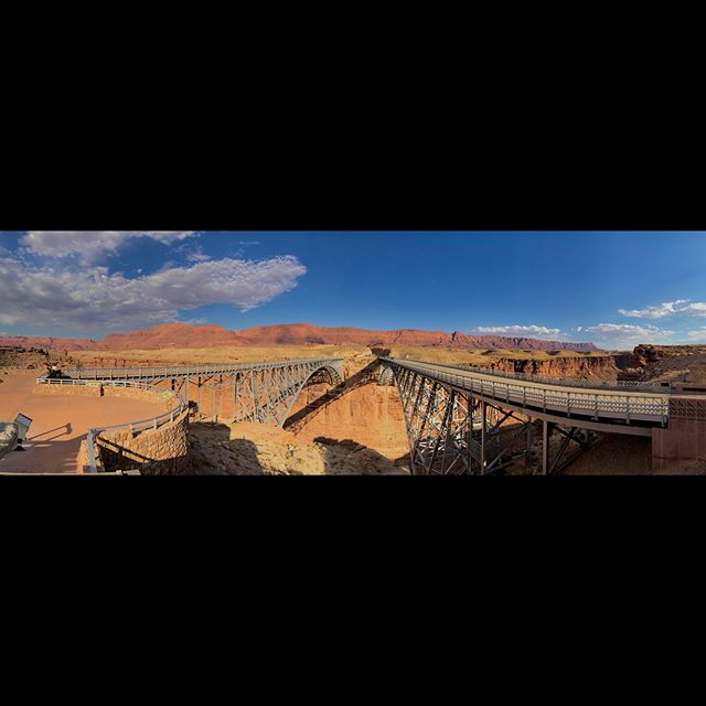 '▶️▶️▶️' . 1️⃣ Navajo Bridge, AZ . 2️⃣ Highlands Ranch, CO . 3️⃣ Pickerel Lake, MI . #Setlife #Cinematography #Photography #Panoramic #Arizona #Colorado #Michigan #SynthesisCreative