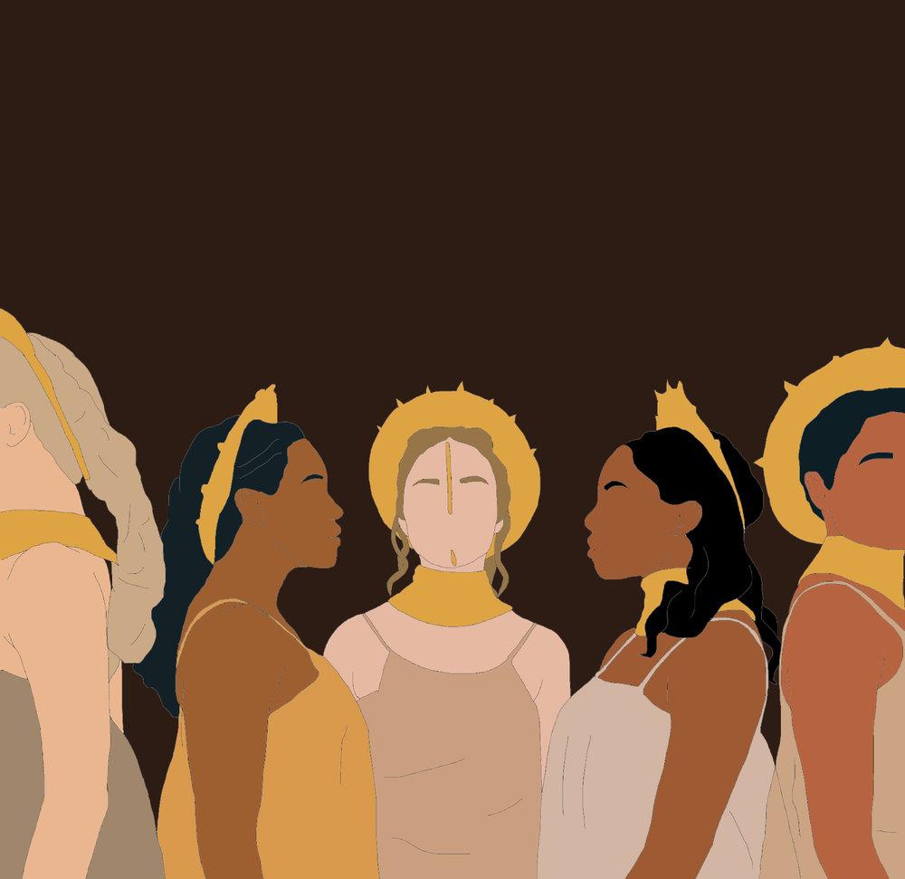 Beyonce's Goddess — August 2017