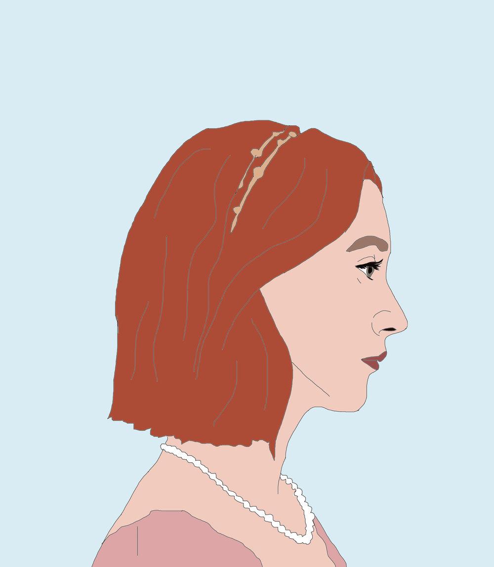 Lady Bird — May 2018