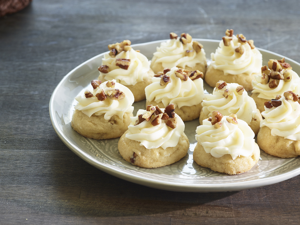 White Chocolate Cup Cookie