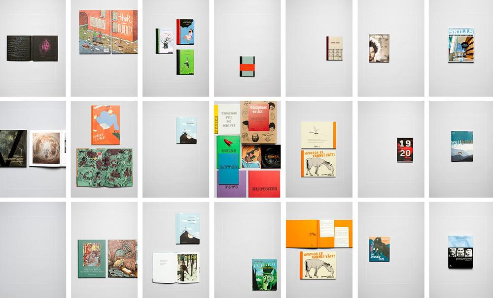 Årets vakreste bøker 2014