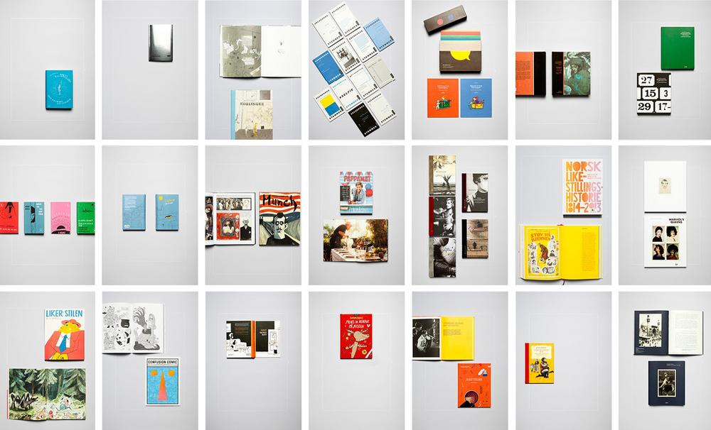 Årets vakreste bøker 2014 2
