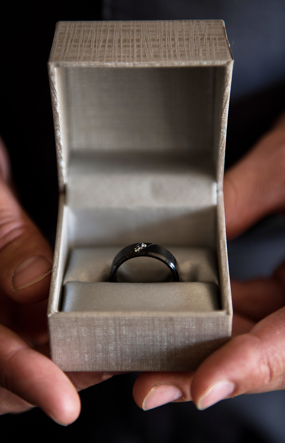 groom ring