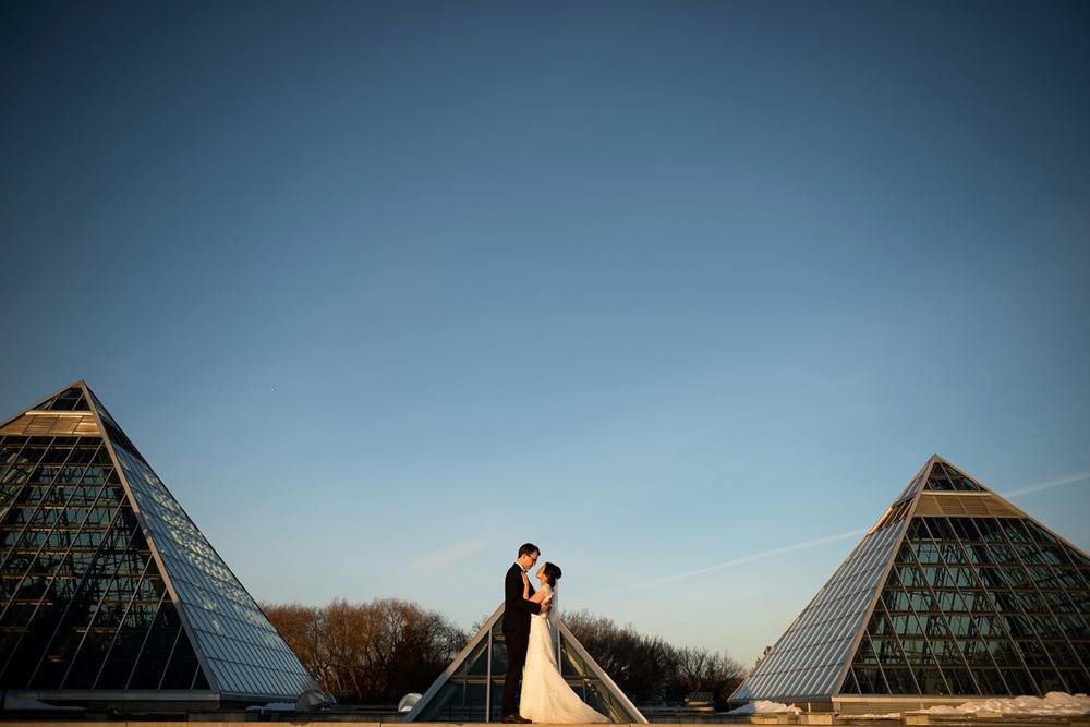 Pyramids Edmonton