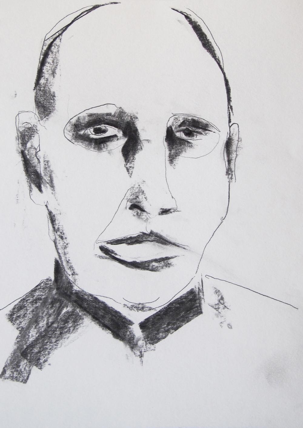 portrait of a nice guy