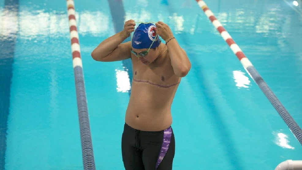 Schuyler Bailar - plavecký trans* reprezentant harvardskéuniverzity