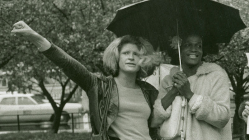 Sylvia Rivera a Marsha P. Johnson