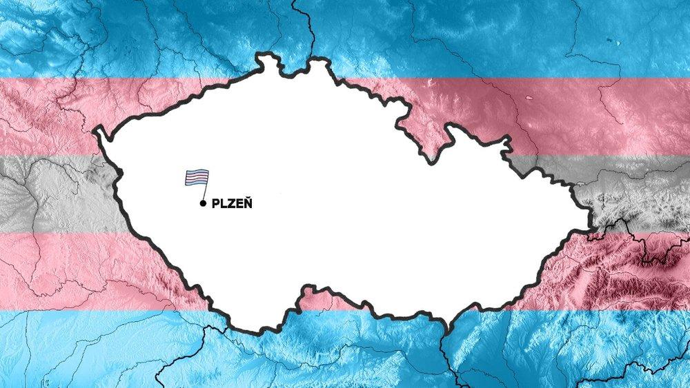 Trans*parentní setkání v Plzni