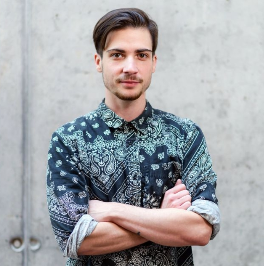 Damian - Damian is a Slovak creative, trans activist and blogger living in Prague. He studied at the Film and TV School of the Academy of Performing Arts and is a professional in audio and video production. He is currently a multimedia producer at Czech Radio.