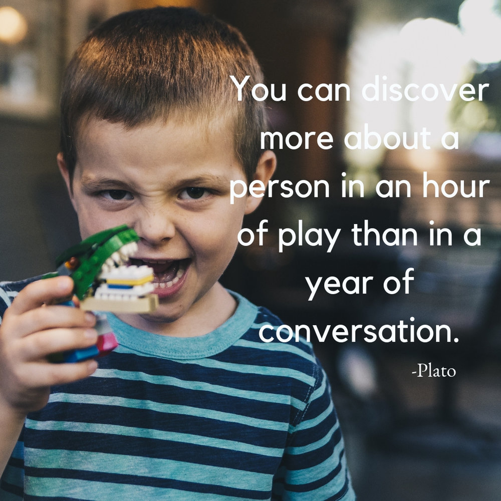 You can discover more about a person in an hour of play than in a year of conversation. r.jpg