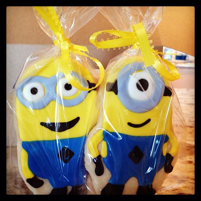 #tbt to these cuties in honor of tomorrow's #Minions movie premiere! It's hard not to love these little guys!