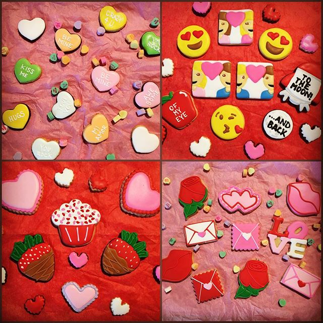 Now is the time to order your Valentine's Day cookies! Original vanilla bean, chocolate or confetti (with red and pink sprinkles, of course!) 💗👩❤️👩👨❤️👨💑💗