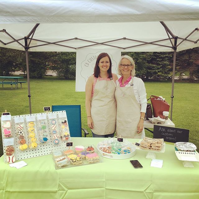 Come see us at the Northfield-Winnetka Farmers' Market every Saturday morning from now until October!
