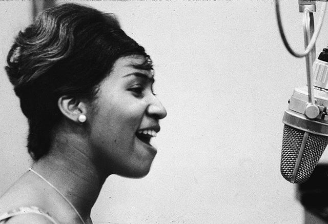 "Aretha, I'm sorry I butchered your rendition of ""You Make Me Feel Like A Natural Woman,"" at my middle school fair. THANK YOU for all you've done for music and women. Rest easy, Rest In Peace, Queen"