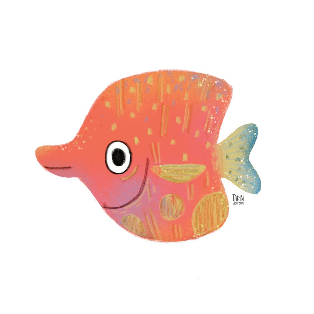 5/100 another fish!