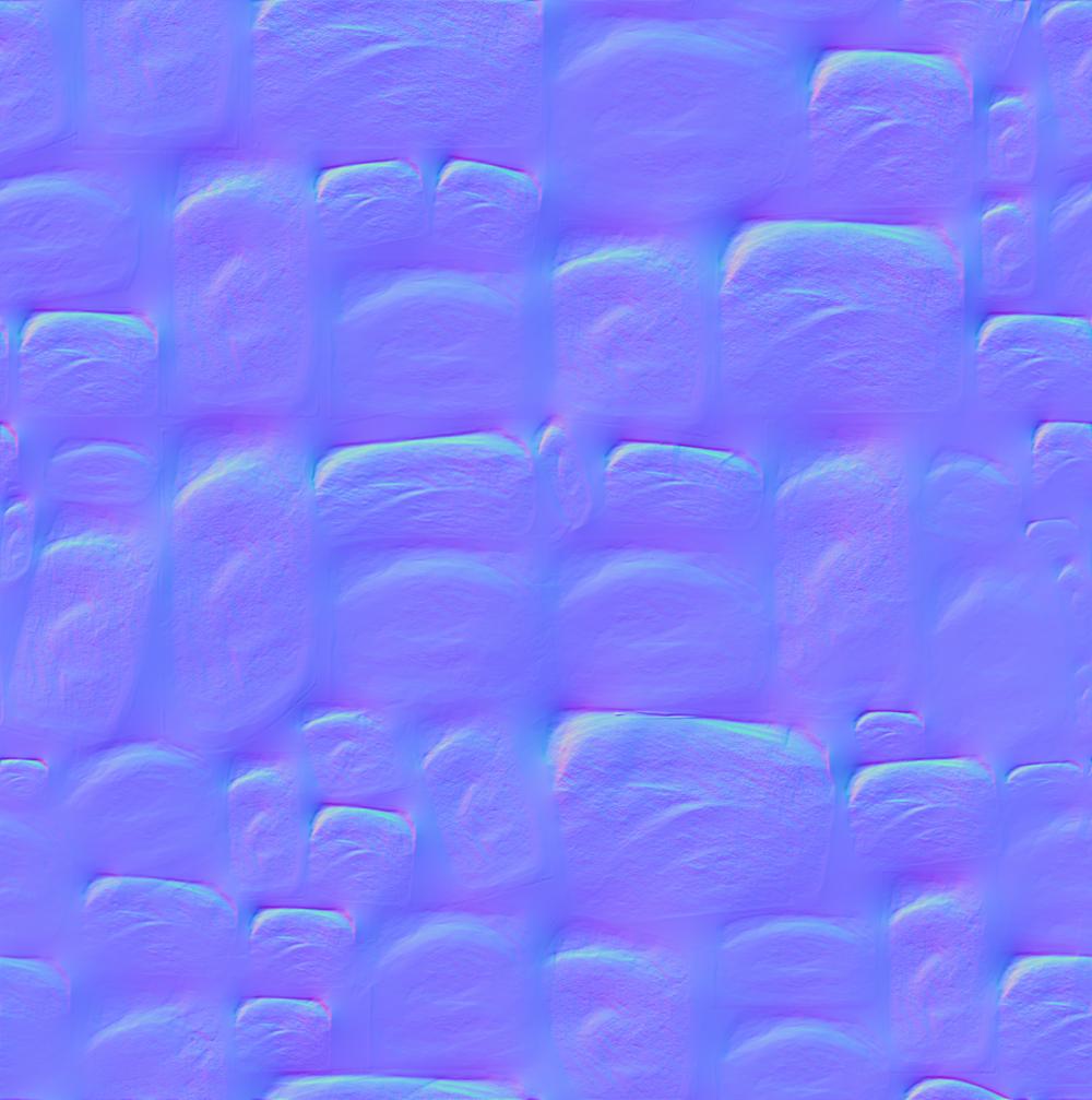 Brick texture bumpmap