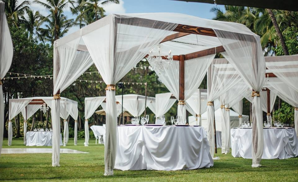 Aloha Event Productions Is Proud To Be The Exclusive Beach Wedding Setup And Production Vendor For Weddings Of Hawaii Oldest Largest