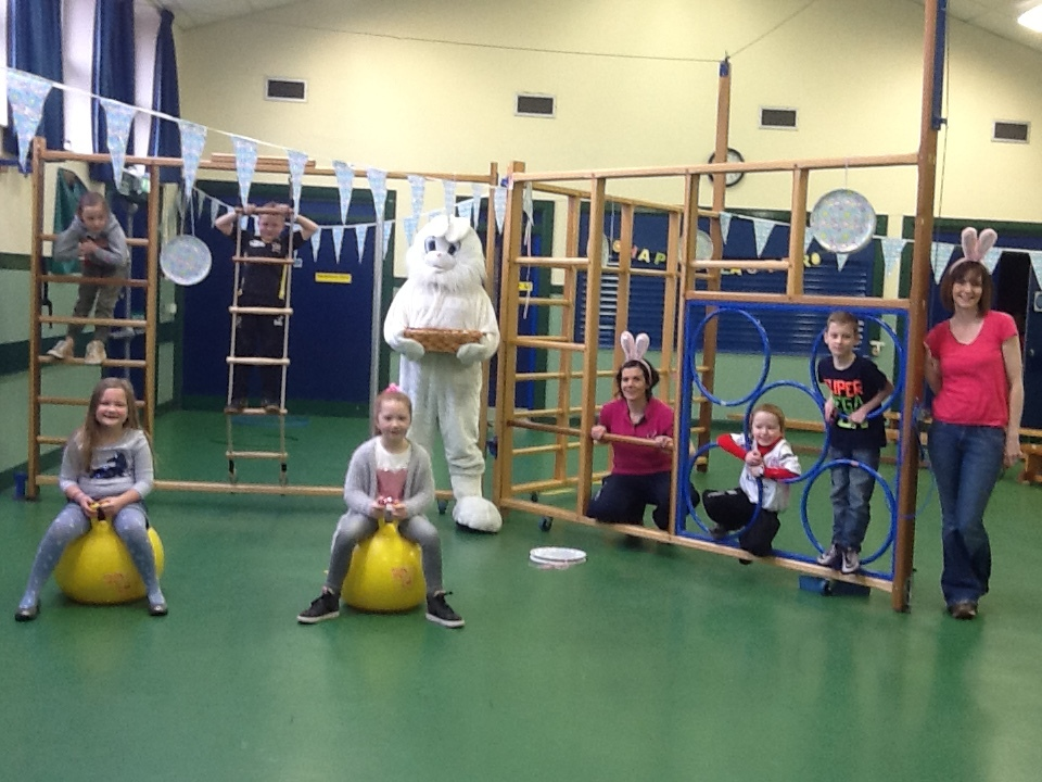 easter bunny visits belmont belmont primary