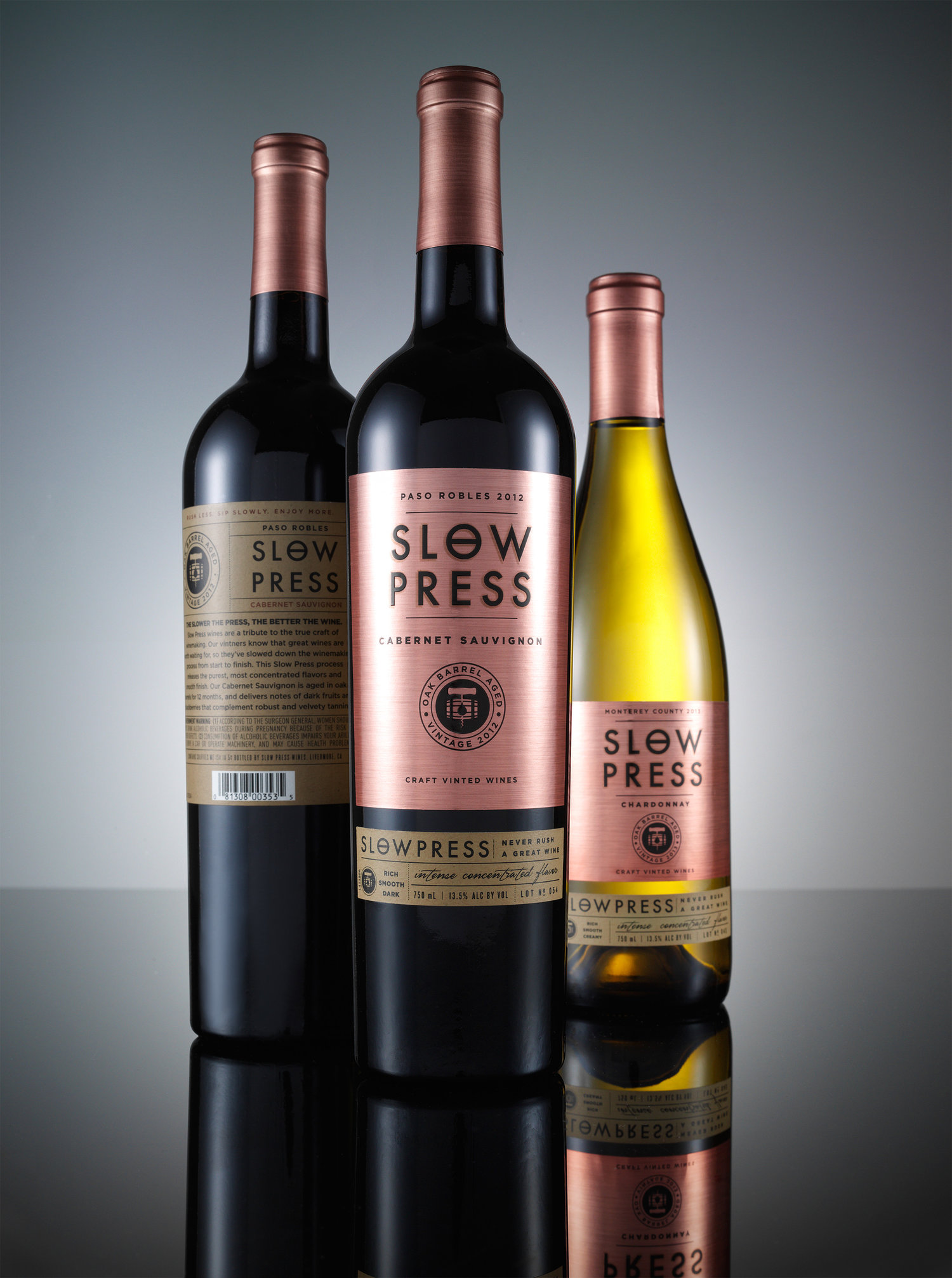 Slow Press — Winter Design Studio 443d9bf793872