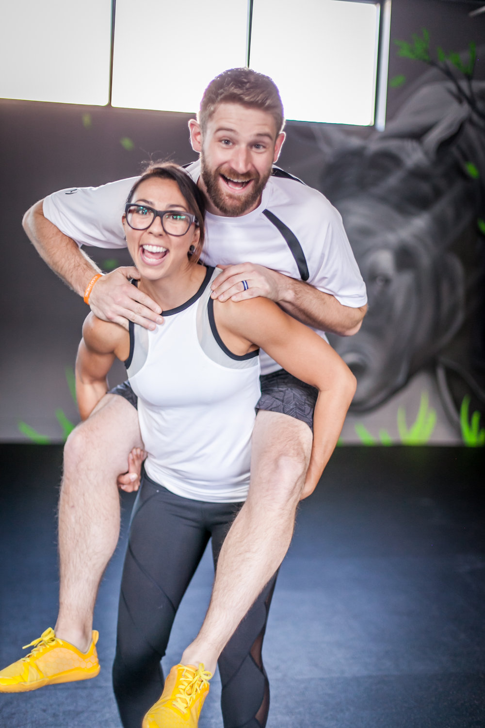 OUR OWNERS - The Fitness Branch is run by Kettlebell fanatic Leandra Branch and her husband, who also caught the Kettlebell bug, Benjamin Howard.The Fitness Branch offers clients a one-of-a-kind personal experience with expertise that goes beyond making you sweat! We believe that within a fun, supportive, inspirational and educated environment anyone can exceed their goals and become a healthier, stronger version of themselves.