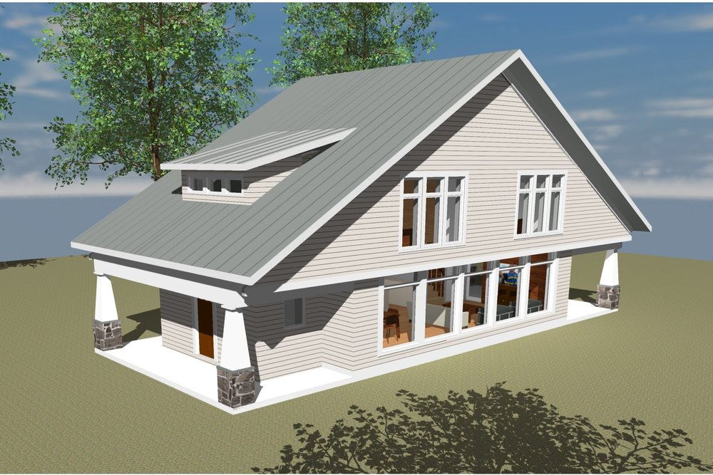 High Performance Craftsman Style