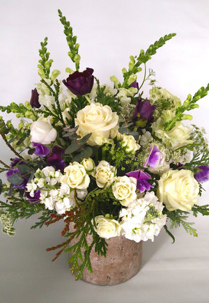 Arrangements of Flowers for Pick-up or Delivery