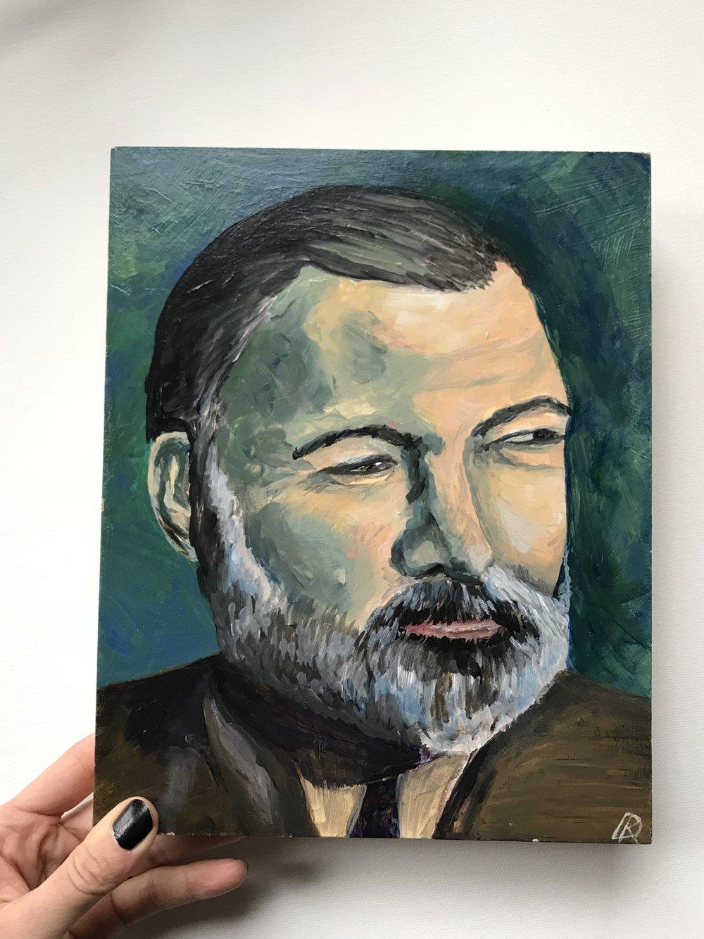 Ernest Hemingway -