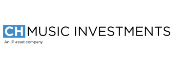 CH Music Investments LLC  is a progressive IP asset company specializing in acquiring and investing in intellectual property in the form of music publishing, new and traditional media, and technology.