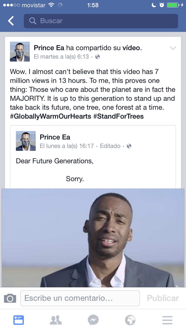 Prince EA video Loading Lives