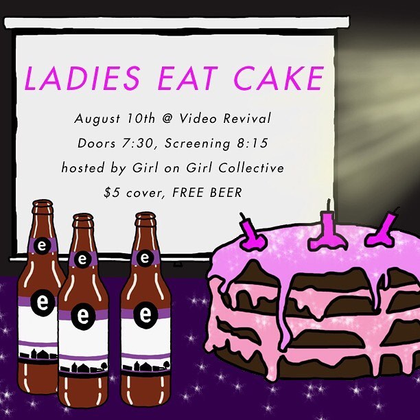 Ladies Eat Cake