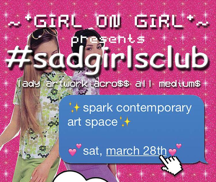 #sadgirlsclub