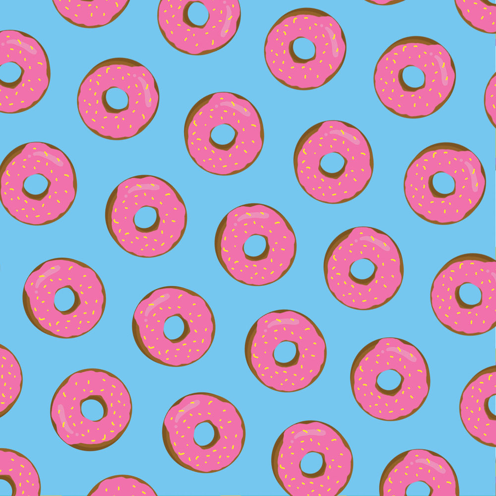Doughnut Pattern