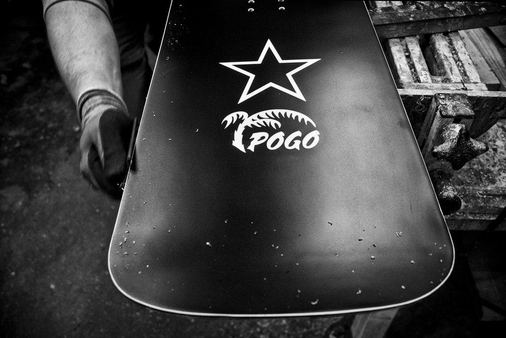 Pogo Boards -