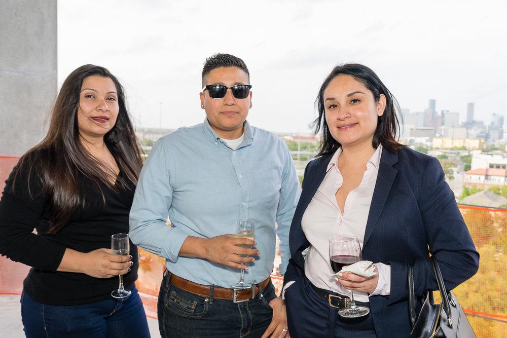 Yannet and Maria Garcia, Sidney Alvarado.jpg