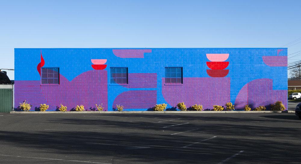 Recap Kelly Ording Mural San Leandro Abg Art Group
