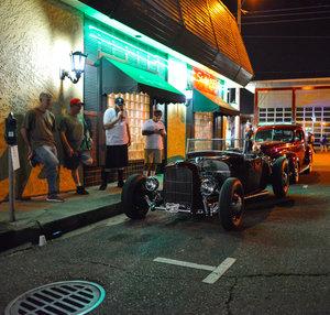 About The Show Bayou Round Up - Antique car show lafayette la