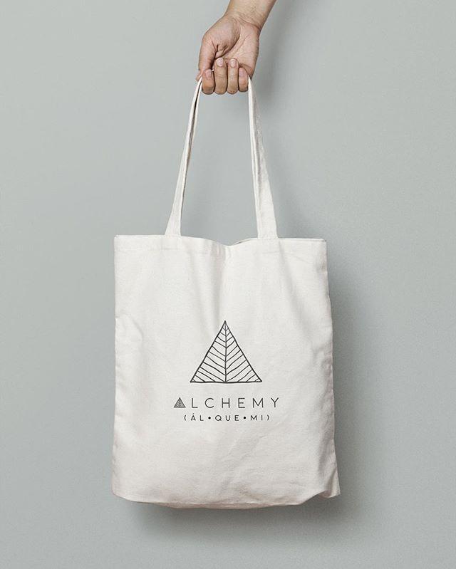 @alchemy.ccs branding 🙌🏼 #organic #typography #brandidentity #branding #brand #branded #brandit #cool #design #designinspiration #awesome #beauty #bag #fashion #logo #type #designer #fashion