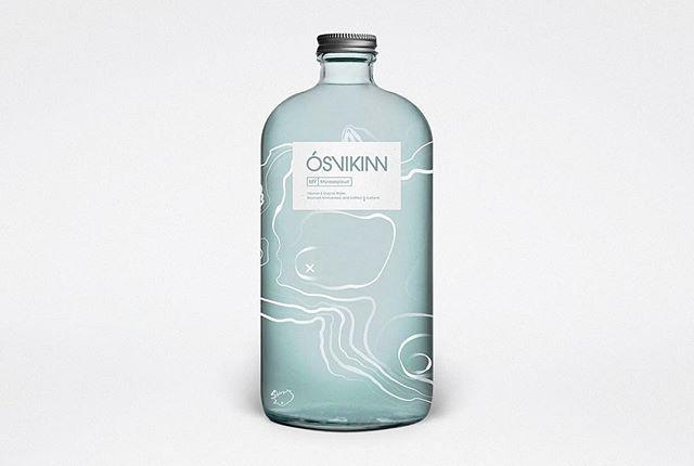 Bottle design by Sidney Lin.  #artdirection #typography #organic #brandit #brand #branddesign #brandingdesign #branding #brandidentity #bottle #graphicdesign #designing #design #designinspiration #graphicdesigner #graphicart