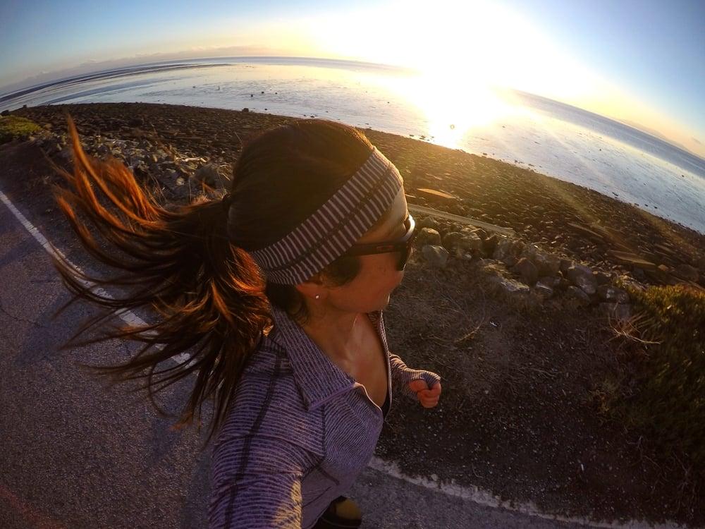 Sunset miles.