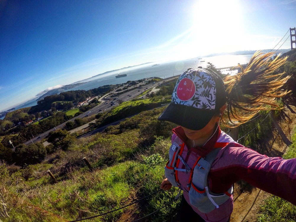 Adventuring around Marin Headlands...