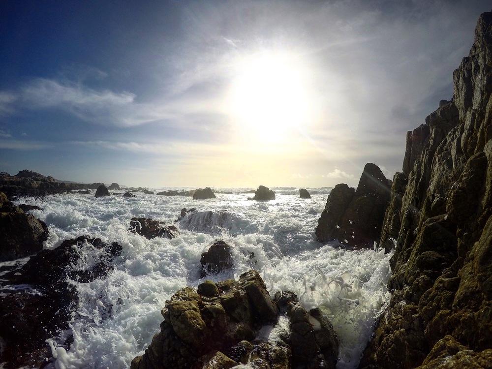 China Rock, Monterey