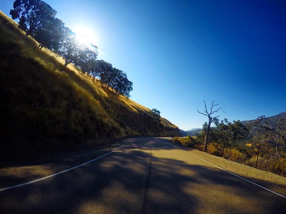 Climb on... (Mines Road, Livermore)