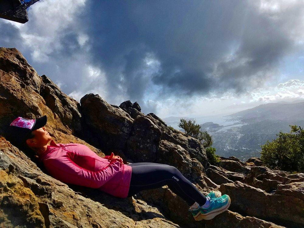 Summit of Mt. Tam, East Peak