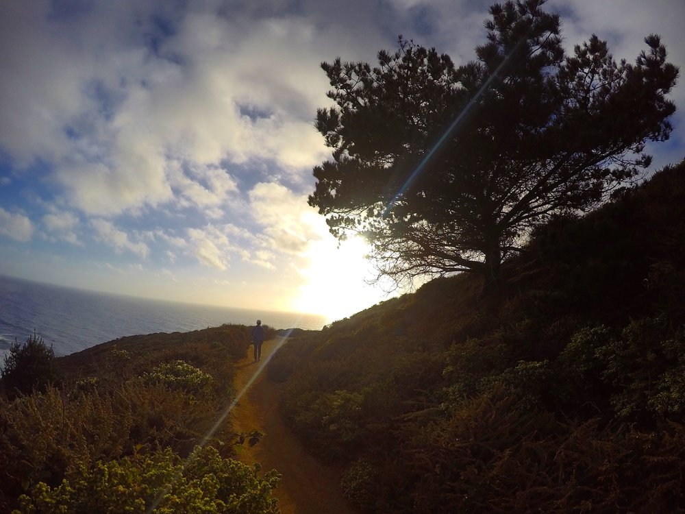 Montara Mountain Trail, Pacifica