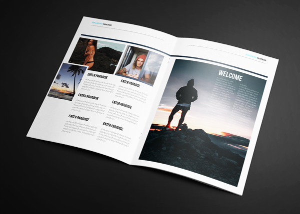Waves Magazine Template | Lot 17 Media