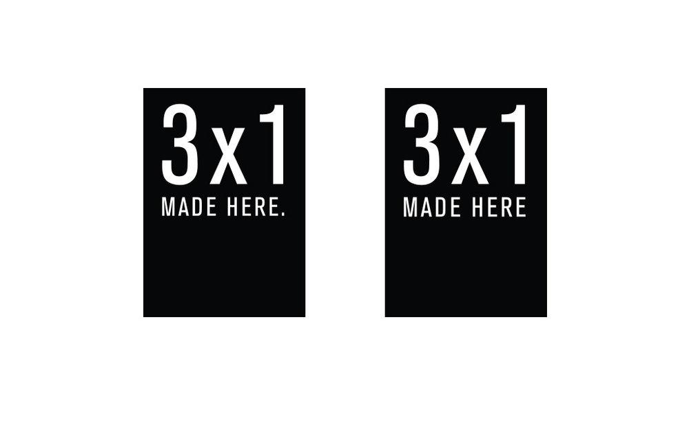 Logo Design & Branding - 3x1
