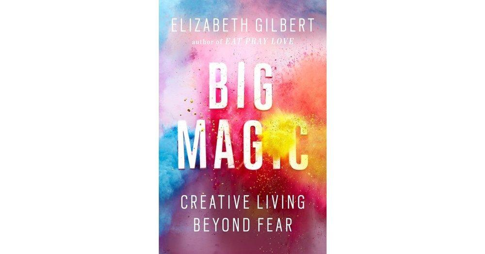 big magic — Blog — Anna M  Cohen